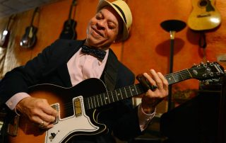 Veteran musicians note changes in New Orleans music scene since Hurricane Katrina