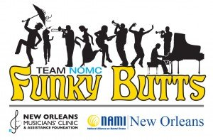 "Team NOMC ""Funky Butts"""
