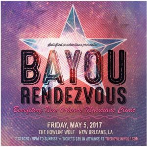 Bayou Rendezvous @ The Howlin' Wolf