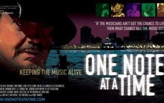 One Note at a Time Film Poster