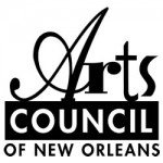 Arts Council of New Orleans Logo