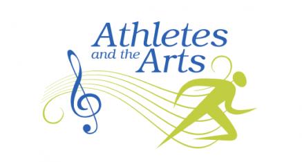 Athletes and the Arts Logo