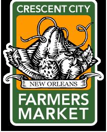 Crescent City Farmers Market Logo