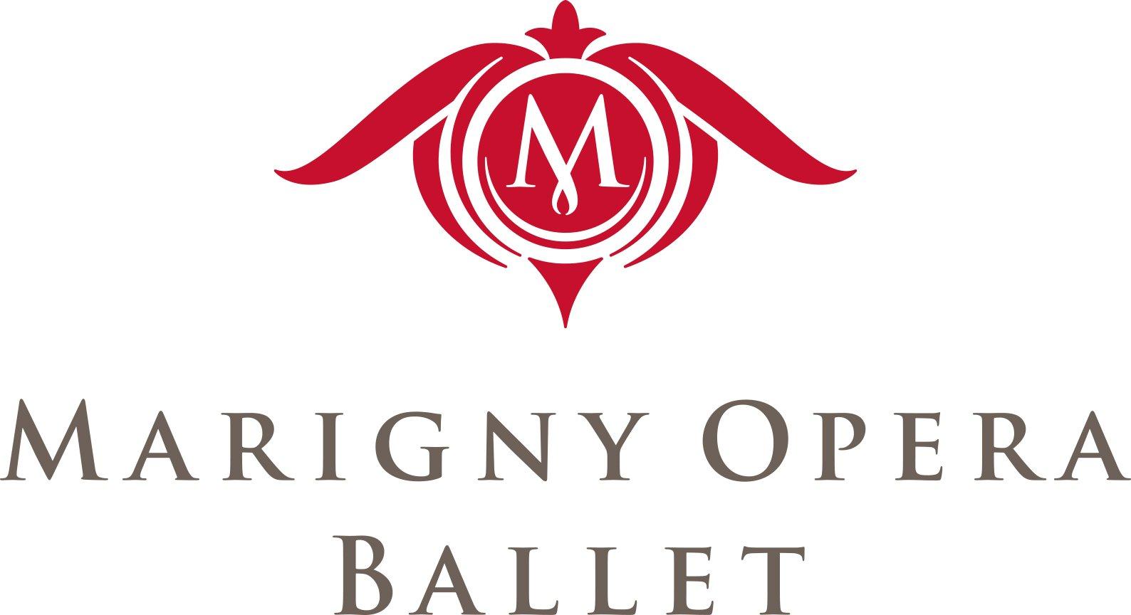 Marigny Opera Ballet Logo