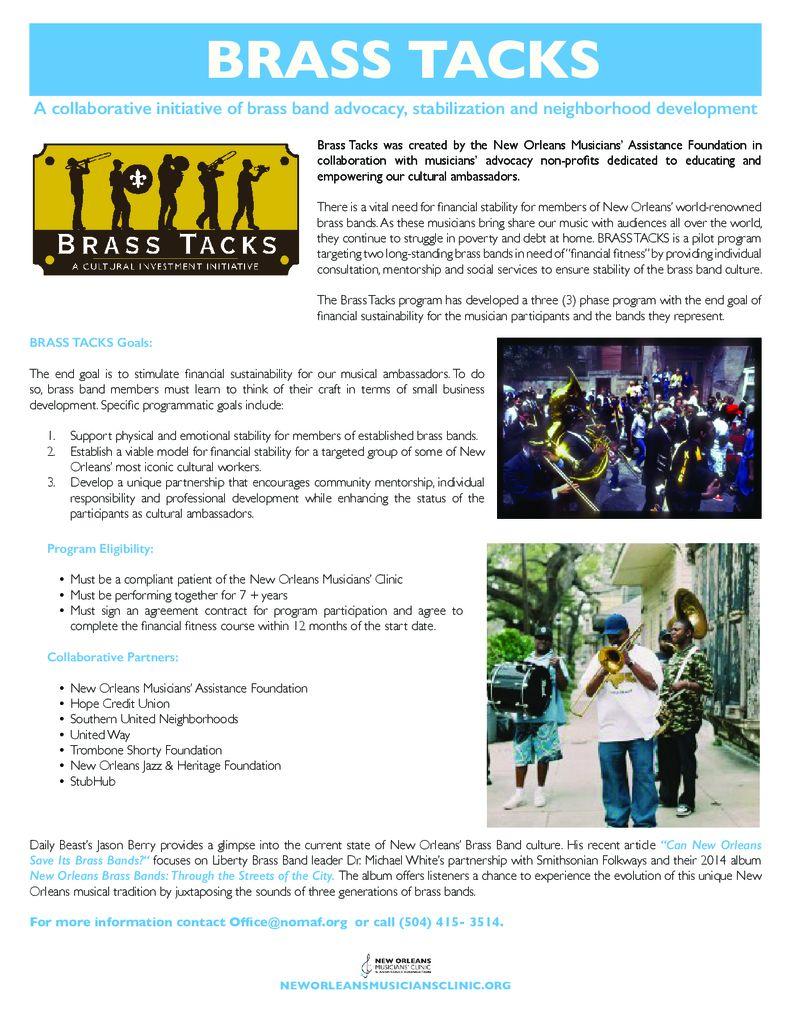 Brass Tacks pdf