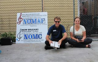 Photo of New Orleans Musicians Clinic Blood Drive
