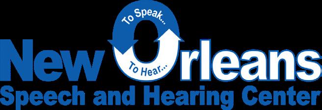 New Orleans Speech Hearing Center Logo
