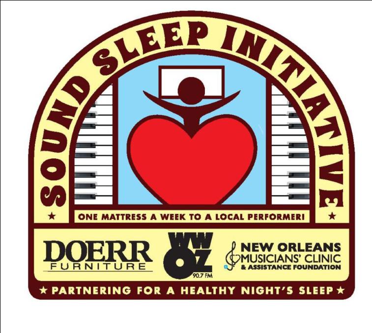 Sound Sleep Initiative logo