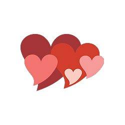 Loving Hearts logo